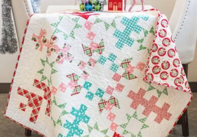 Jelly Snowflake Mystery Quilt
